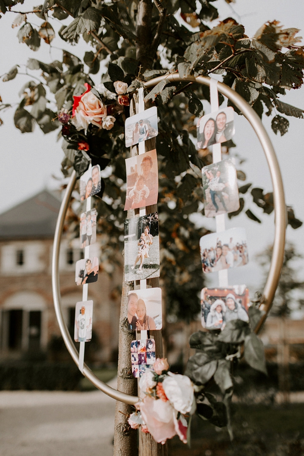 family photo hoop