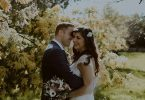 french spring wedding