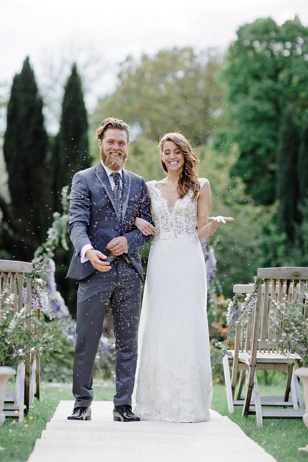 northern france wedding