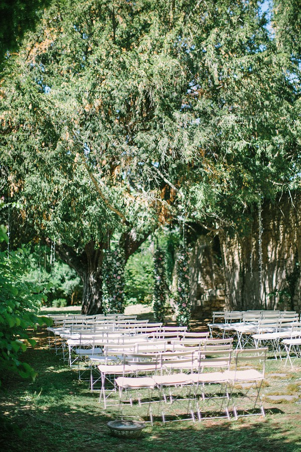 outdoor ceremony ideas