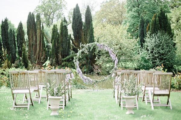 outdoor ceremony inspo