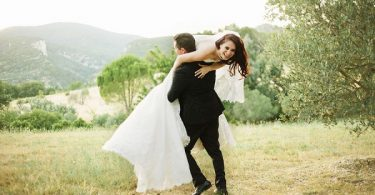 provence hilltop wedding