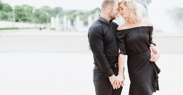 romantic couple shoot
