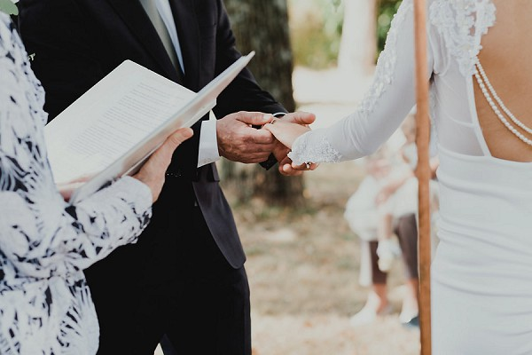 wedding ceremony drome france