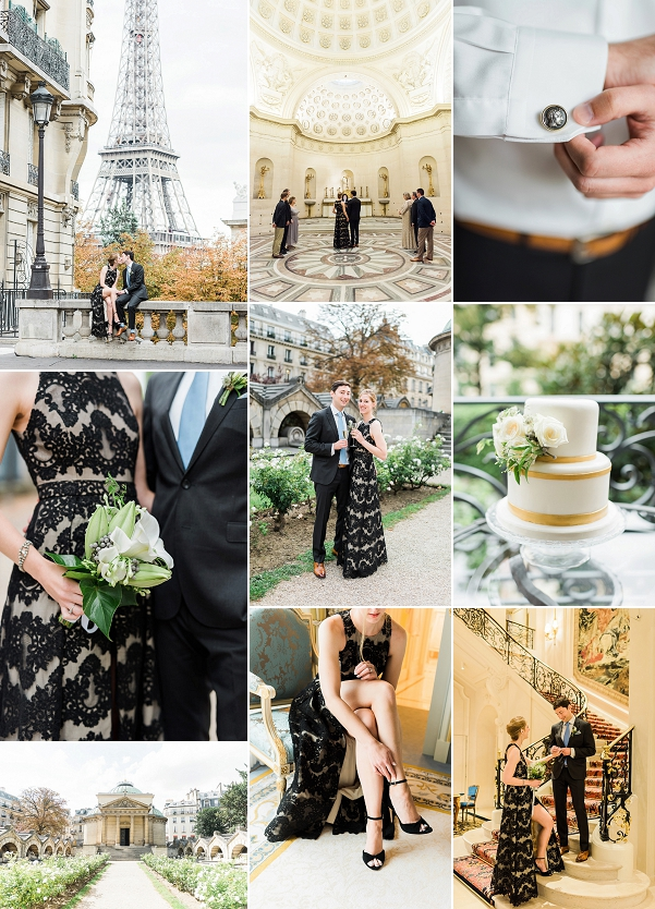 A Romantic Military Paris Love Story Snapshot