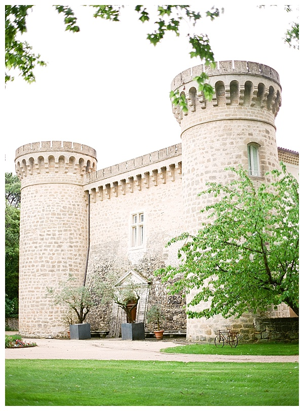 Amazing castle dream wedding