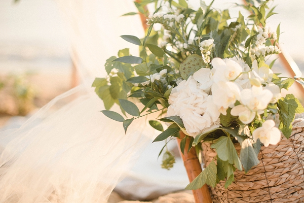 Aquitaine wedding florist