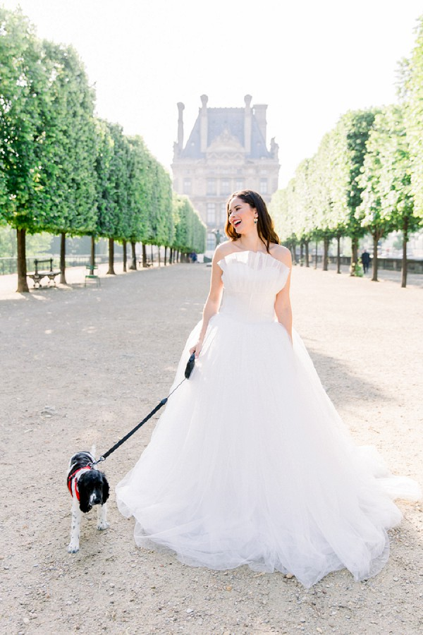Bride Inspiration Paris