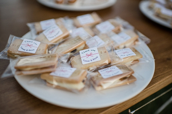 Buly 1803 wedding favours