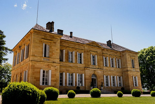 Chateau La Durantie wedding venue