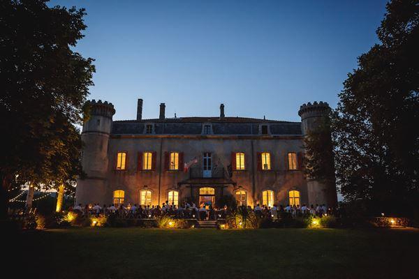 Chateau du Bijou Planning