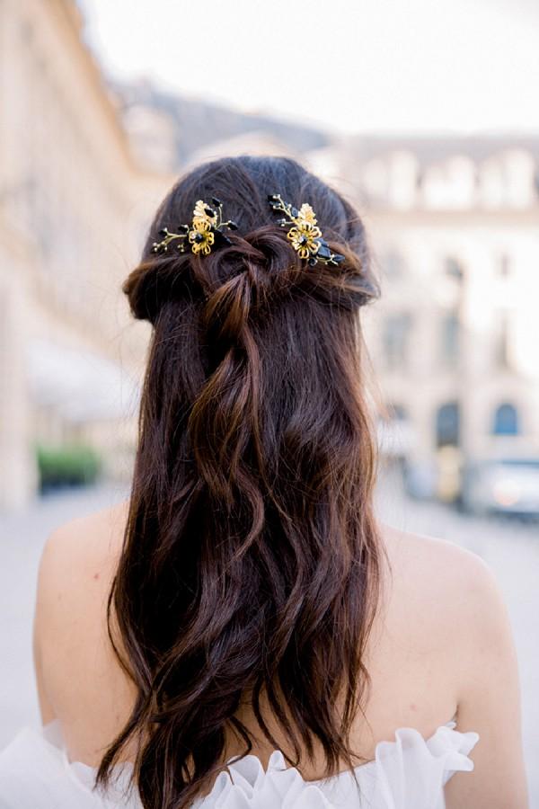 Della Bella Gioielli hair accessories
