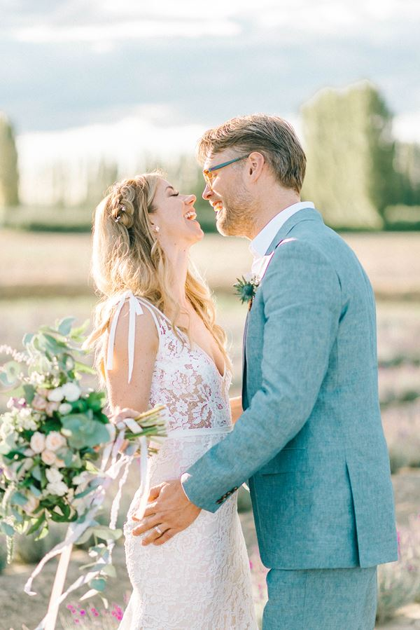 Destination Wedding Photographer Sarah Jane Ethan Laughing Couple