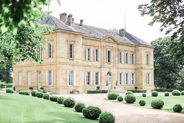 Dordogne wedding chateau