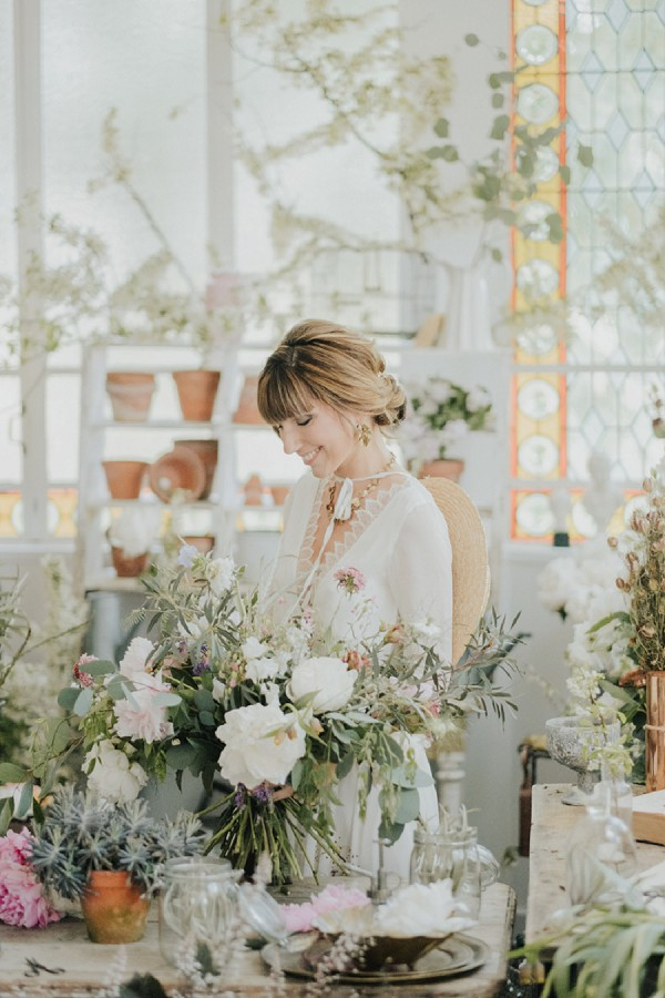 Floral Inspired Provence Wedding