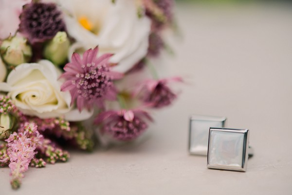 Groom cufflink ideas