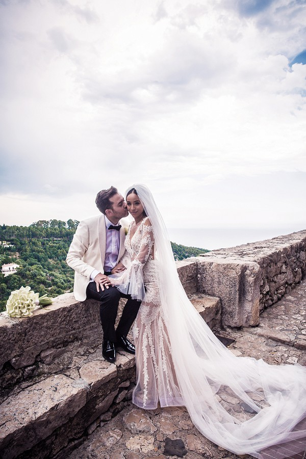 Luxury Domaine du Mont Leuze Wedding