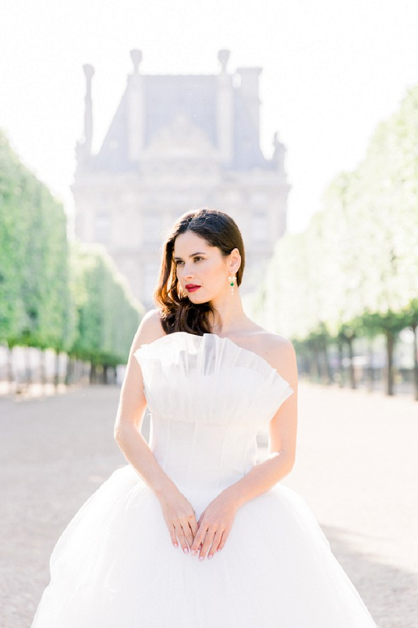 Natural light wedding photographer Paris