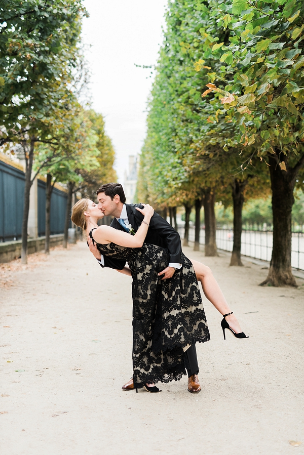Paris Love Story
