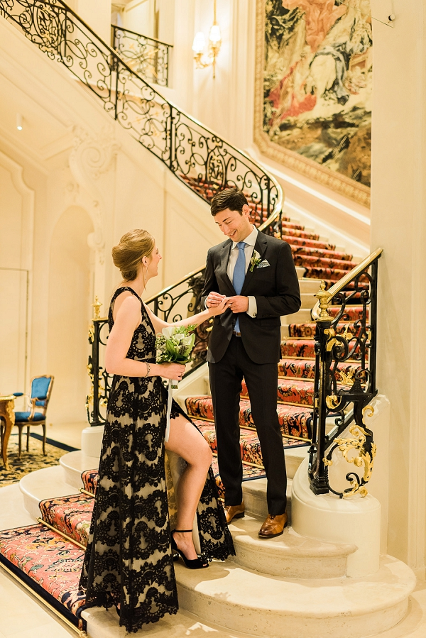 Ritz Paris wedding photographer
