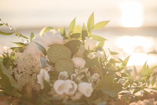 SDSQ Créations bridal bouquet