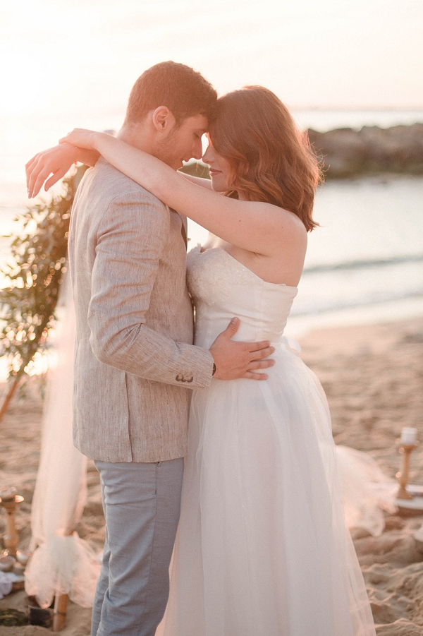South West France Beach Wedding