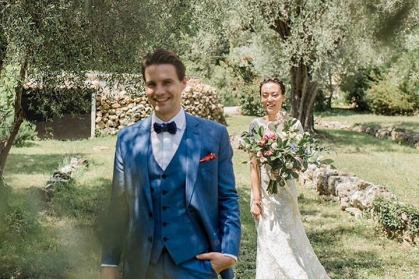 South of France Destination Wedding