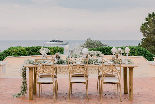 Stylish Monaco Wedding Inspo