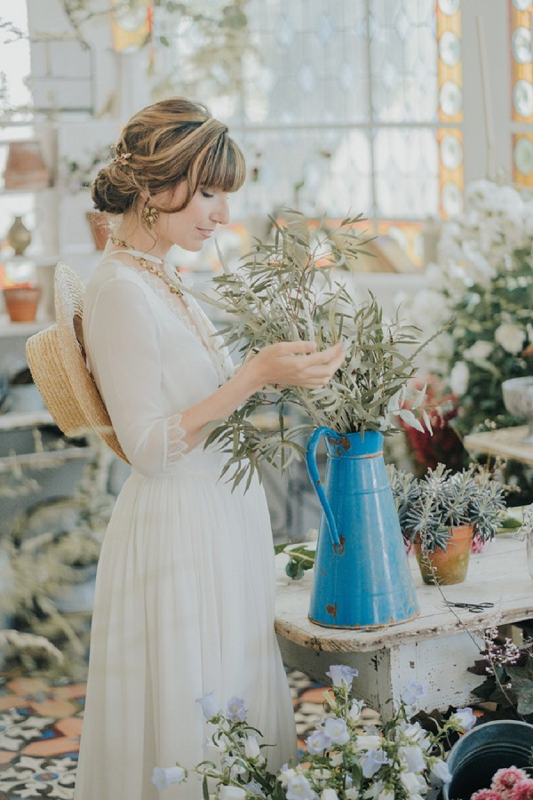 Wedding florist Provence