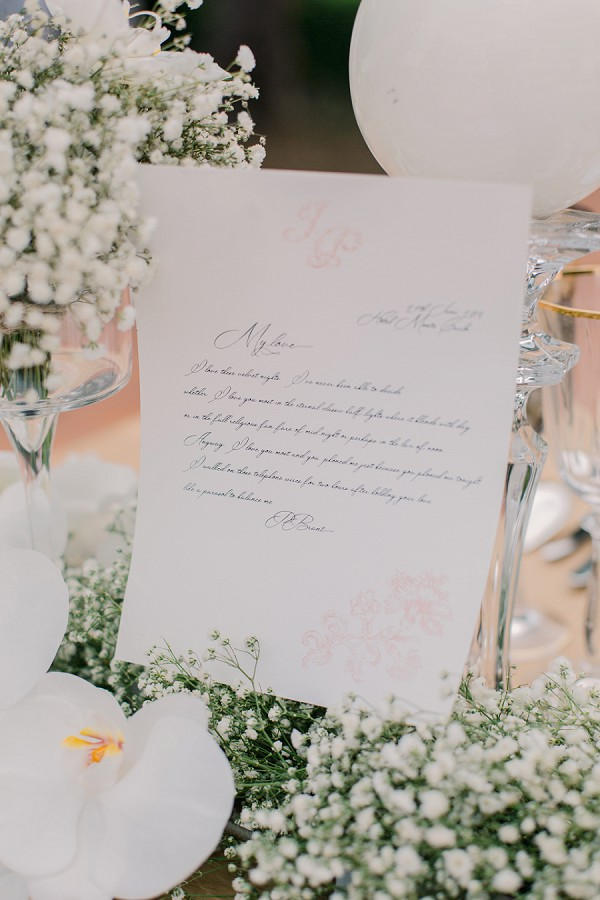 Wedding stationery Monaco