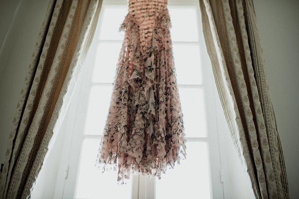 Zimmerman wedding gown