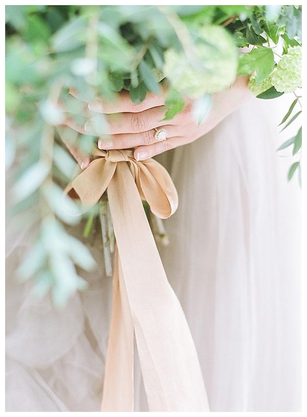 gold and light sage wedding color theme
