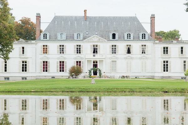 paris chateau venue