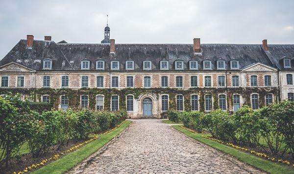 Abbaye de Valloires Grand Path