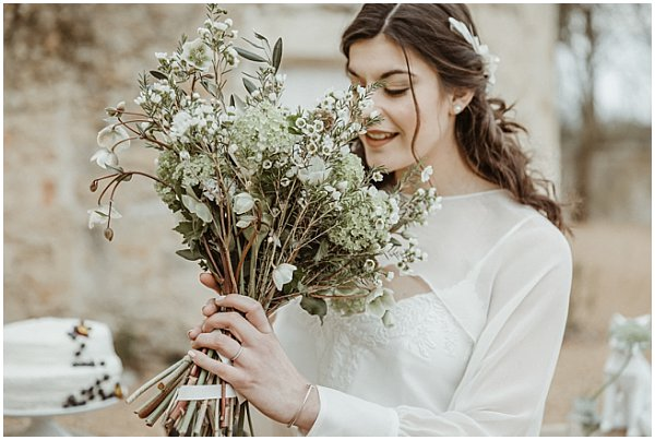 beautiful boquet of flowers
