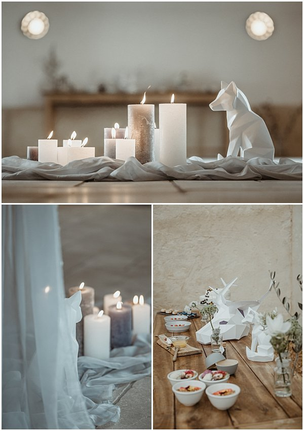 beautiful paper decorations