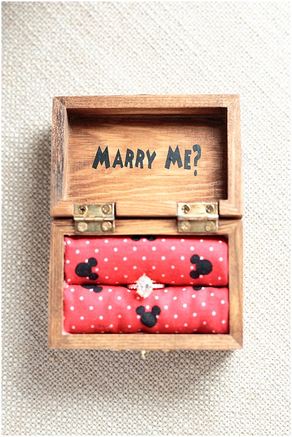 disney marry me box