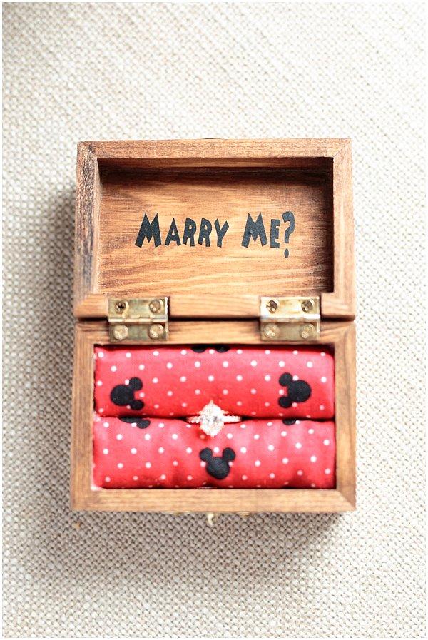 disney marry me box