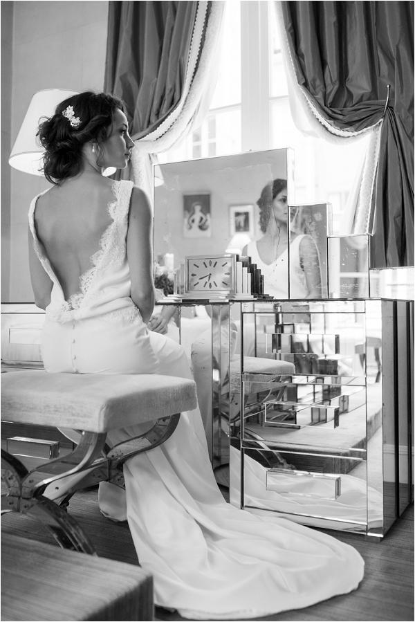 5 Elian Concept Weddings Luxury Paris Wedding Venue L'Hotel Marine Blanchard