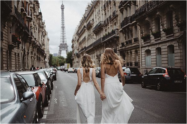 Camille Marguet Wedding Dress Paris