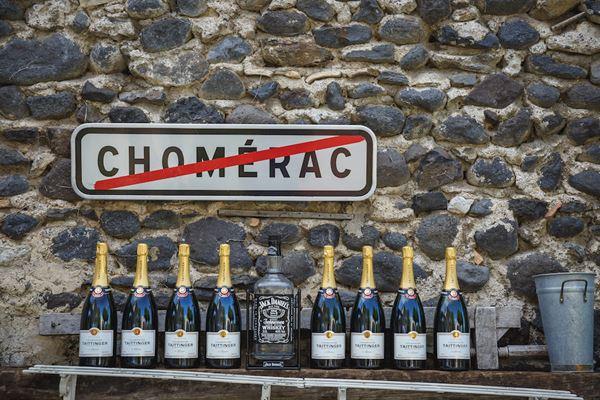 Chateau du Bijou Champagne
