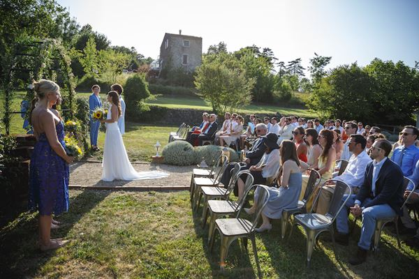 Chateau du Bijou Wedding Planning