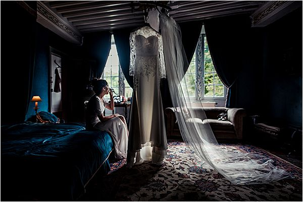 French wedding in chateau Autricourt 0003
