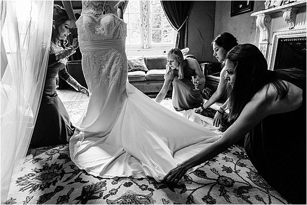 French wedding in chateau Autricourt 0015