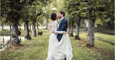 French wedding in chateau Autricourt 0035