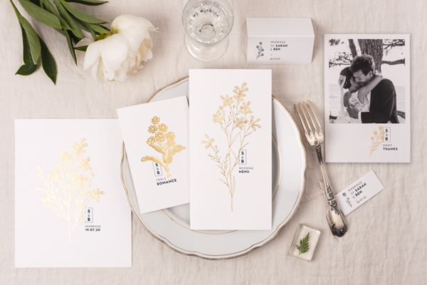 Laure de Sagazan Wedding Stationery