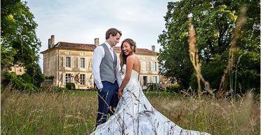 Sassi Holford and Prada for romantic wedding in France 0111