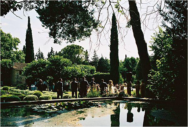 Wedding at le Galinier de Lourmarin Venue