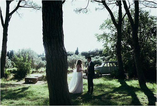wedding at le galinier de lourmarin Venue