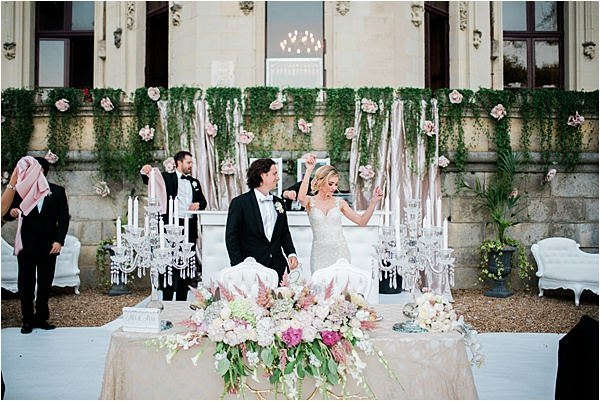 Wedding at Chateau Challain France Venue